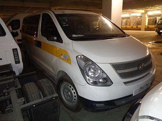 Camioneta de pasajeros Dodge Wagon 2012
