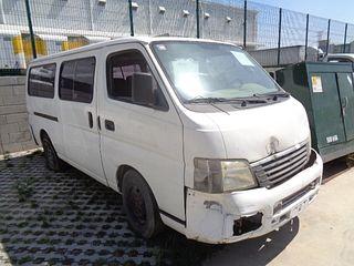 Camioneta Pasajeros Nissan Urvan 2005