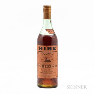 Hine Three Star, 1 4/5 quart bottle