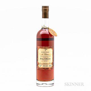 Jean Fillioux 50 Years Old 1948, 1 750ml bottle
