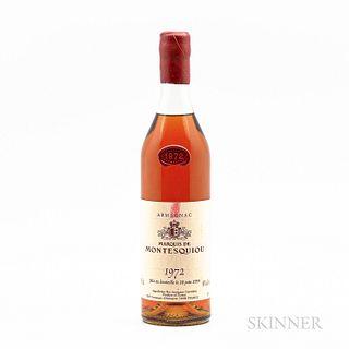 Marquis de Montesquiou 1972, 1 750ml bottle