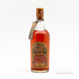 Rhum Villejoint, 1 bottle
