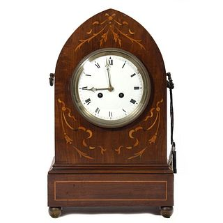 French Gothic Style Mantle Clock