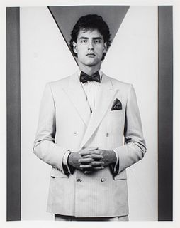 Robert Mapplethorpe for YSL Fashion Photo, 1983
