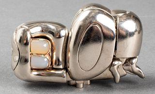 Miguel Berrocal Mini-Zoraida Puzzle Sculpture