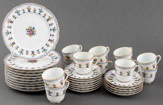 Bernardaud Chateaubriand Porcelain Service, 34