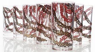 Nathalie Jean for Sottsass Argento Glasses, 12