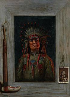 A. D. M. Cooper (1856–1924) — Red Cloud (1903)