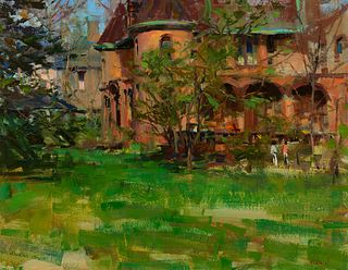 Richard Schmid (1934–2021) — Charles Gates Dawes House Evanston, Illinois (1988)