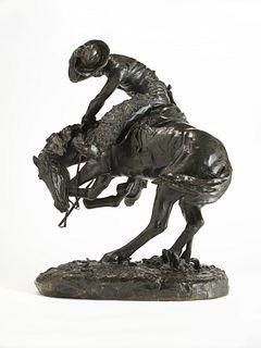 Frederic Remington (1861–1909) — The Rattlesnake