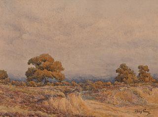 Percy Gray (1869–1952) — California Oaks