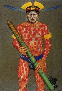 Paul Pletka (b. 1946) — Txicao (1991)