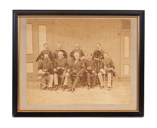 Civil War Photograph Confederate Mosby's Rangers