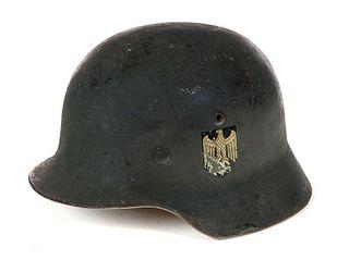 M35 Heer German WWII Helmet