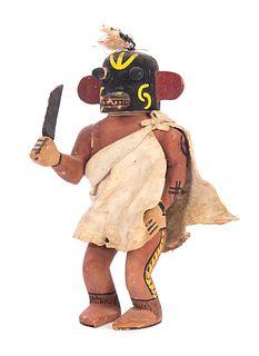 Chaveyo Ogre Kachina