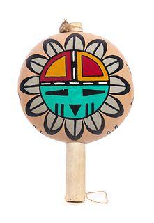 Hopi Dance Rattle Sun Jawa And Rain