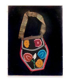 Early Native American Beaded Bag
