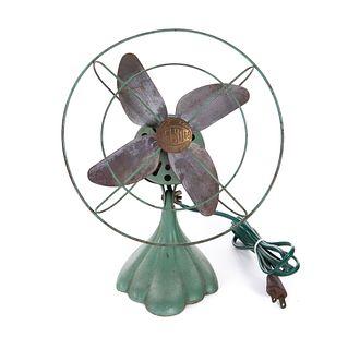 Antique Nelson Art Deco Fan