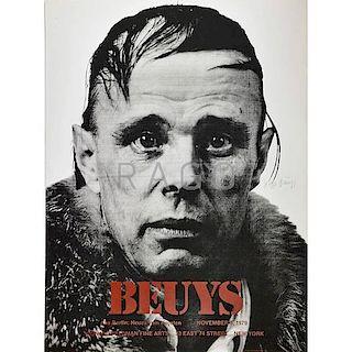 Joseph Beuys (German, 1921-1986)