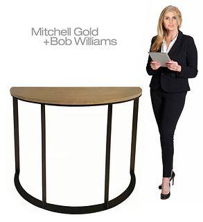A Mitchell Gold + Bob Williams Modern Console