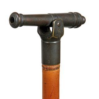Cheroot Cannon Cane