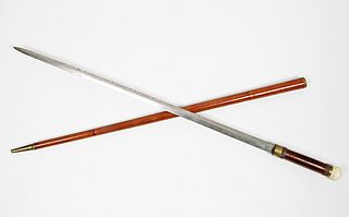 Nautical Captain's Sword Cane