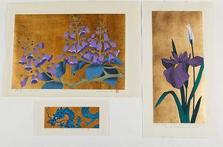 Grp: 3 Hajime Namiki Prints Iris Dragon