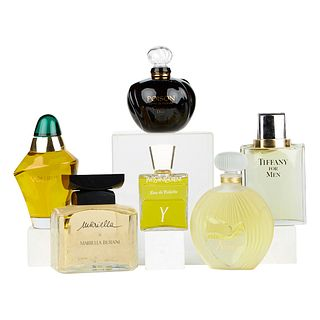 Grp: 6 Oversized Luxury Perfume Bottles