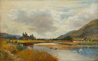 James L.C. Docharty Scottish Landscape Painting