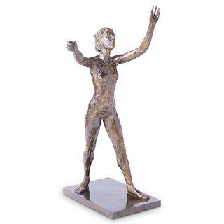"Paul Granlund ""Venus Figure II"" Sculpture 1982"