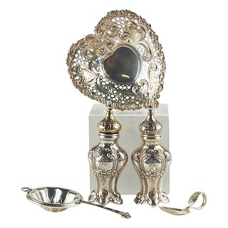 Grp: 5 Sterling Silver Items