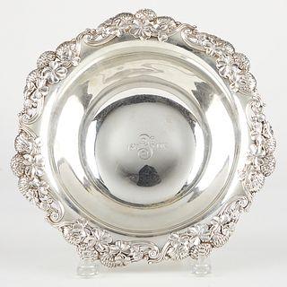 Tiffany Sterling Silver Bowl