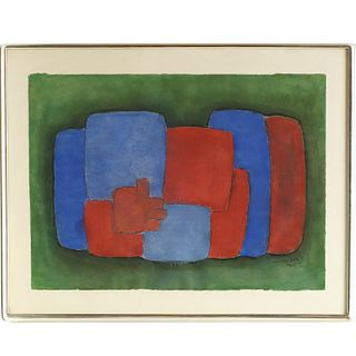 George Constant, Modernist painting