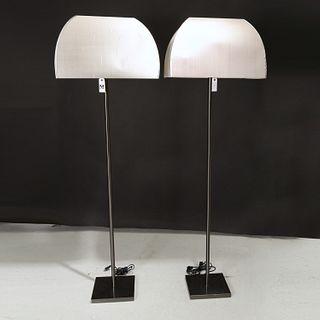 "Pair Giorgio Armani Casa ""Alicia"" floor lamps"