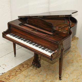 Knabe Art Deco baby grand piano