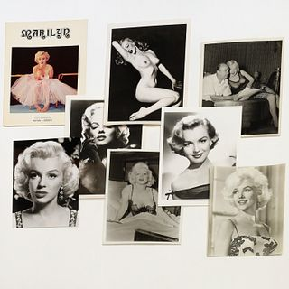 Milton H. Greene, Marilyn portfolio prospectus
