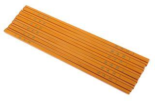 (6) Pair Bakelite Chinese Chopsticks