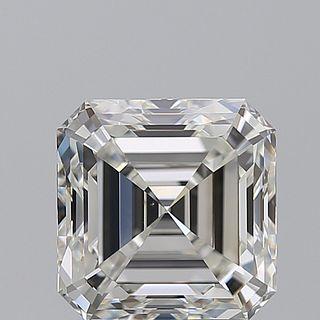 3.50 ct, G/VS2, Square Emerald cut GIA Graded Diamond. Appraised Value: $113,300