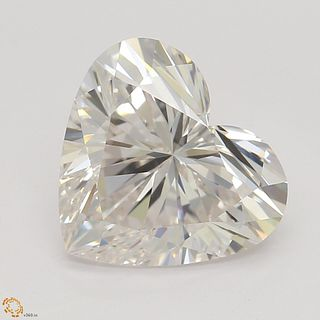 2.01 ct, Natural Faint Pink Color, VVS1, TYPE IIa Heart cut Diamond (GIA Graded), Appraised Value: $154,300