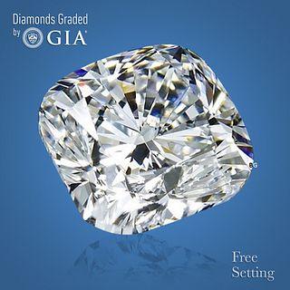 2.52 ct, D/VS2, Cushion cut GIA Graded Diamond. Appraised Value: $68,300
