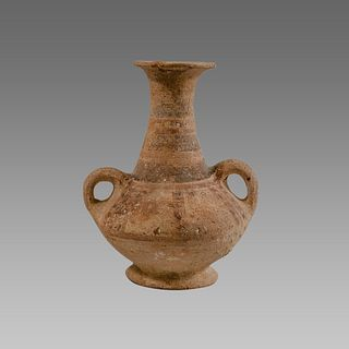 Holy land Hellenistic Terracotta Vessel c.200 BC.