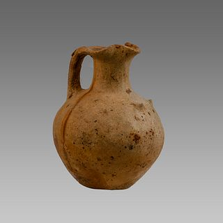 Holy land Roman Terracotta Jug c.1st-4th cent AD.