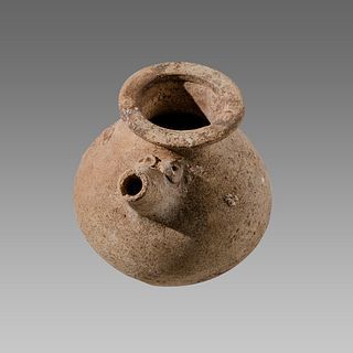 Holy land Bronze Age Terracotta Jug c.2000 BC.