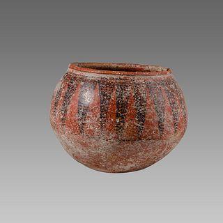 Anatolian Terracotta Bowl c.800-1200 BC.