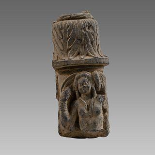 Gandhara Schist Stone Fragment c.200 AD.