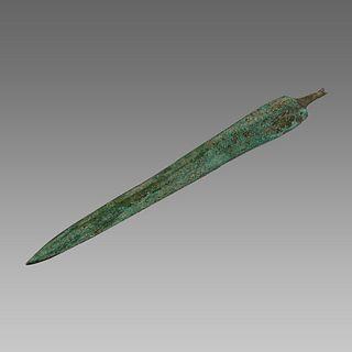 Luristan Bronze Spear Point c.1000 BC.