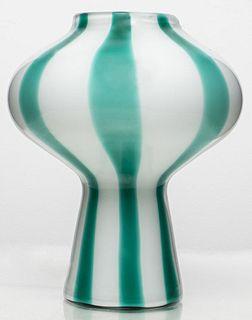 Vignelli for Venini Glass 'Fungo' Table Lamp
