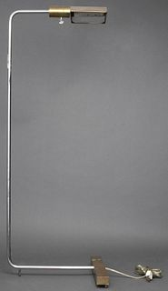 Cedric Hartman Mid-Century Modern Brass Floor Lamp