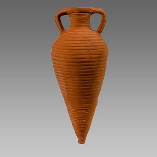 Holy land Roman Terracotta Wine Amphora c.1st-4th cent AD.