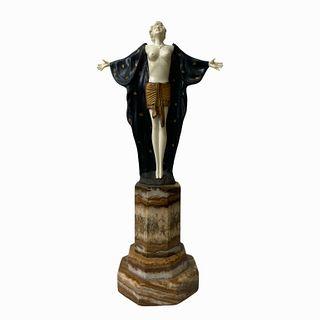 Art Deco Style Sculpture
